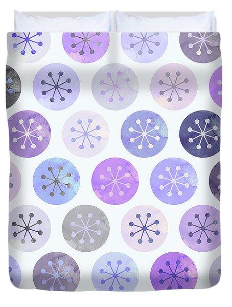 Watercolor Lovely Pattern II Duvet Cover