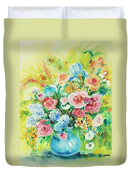Watercolor Series 120 Duvet Cover