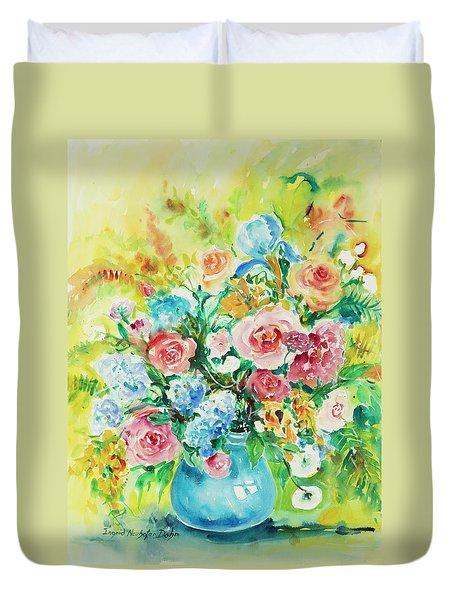 Watercolor Series 120 Duvet Cover