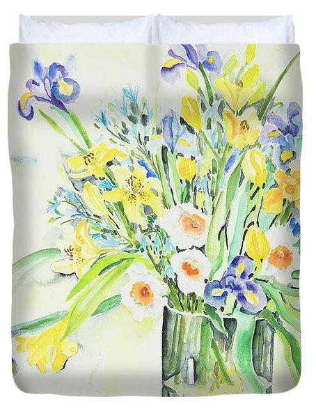 Watercolor Series 143 Duvet Cover