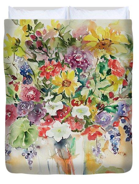 Watercolor Series 33 Duvet Cover