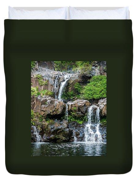 Waterfall Series Duvet Cover