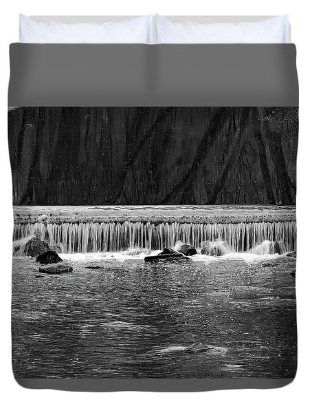 Waterfall 002  Duvet Cover