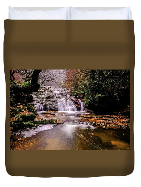 Waterfall-10 Duvet Cover