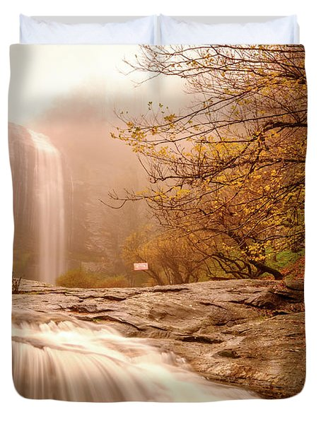 Waterfall-11 Duvet Cover