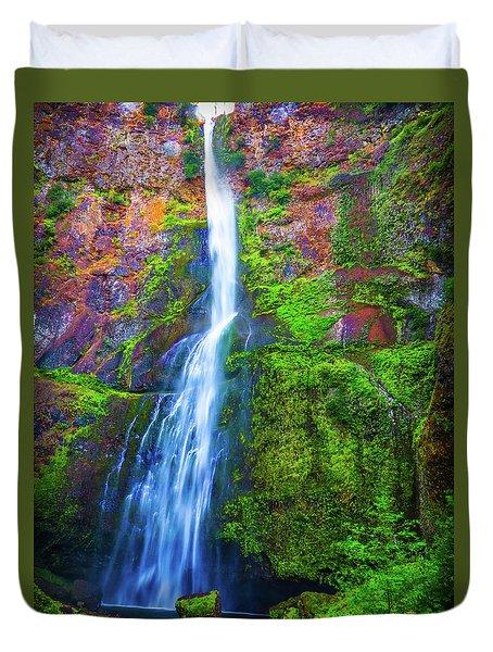 Waterfall 2 Duvet Cover