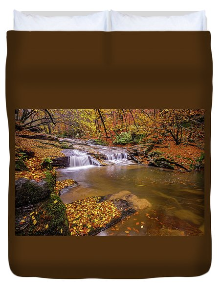 Waterfall-6 Duvet Cover