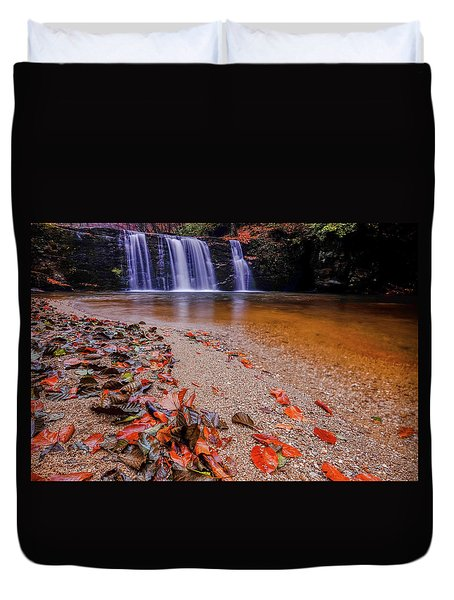 Waterfall-8 Duvet Cover