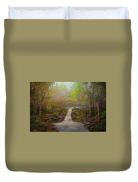 A Place Of Peace  Duvet Cover