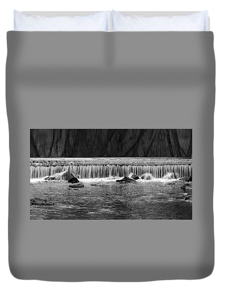 Waterfall004 Duvet Cover