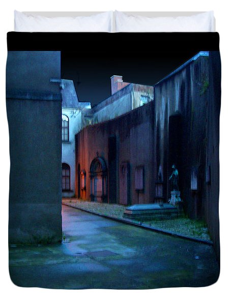Waterford Alley Duvet Cover