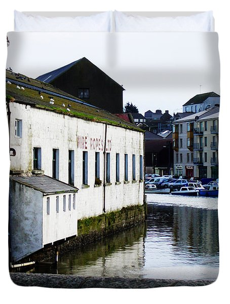 Waterfront Factory Duvet Cover