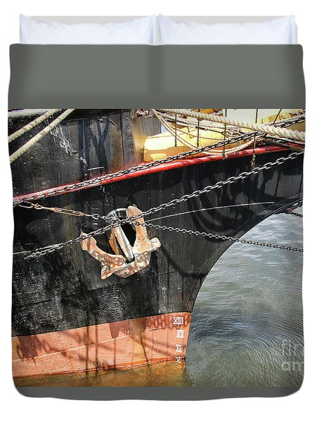 Waterline Duvet Cover