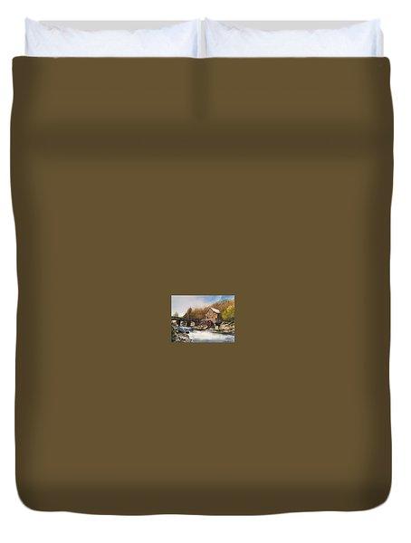Watermill Duvet Cover
