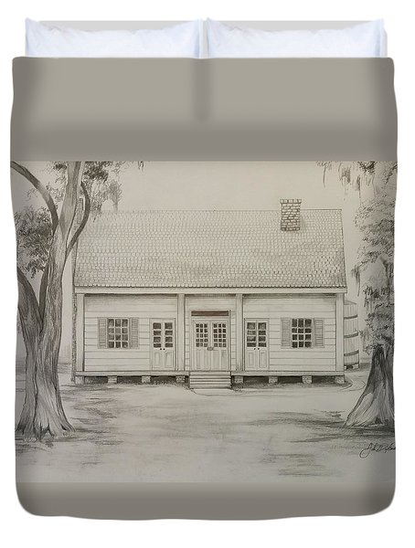 Waterproof Plantation Duvet Cover