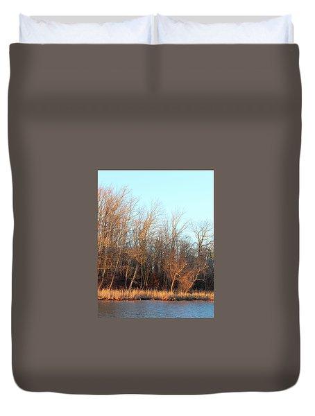 Waters Edge 2 Duvet Cover