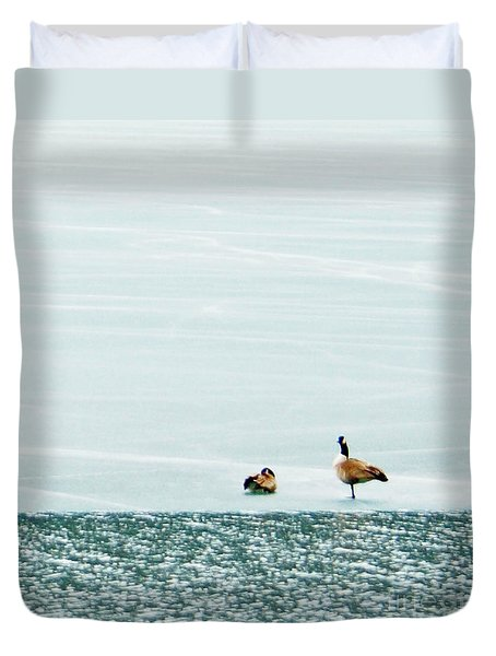 Waters Edge Duvet Cover