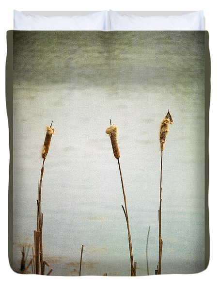 Water's Edge No. 2 Duvet Cover
