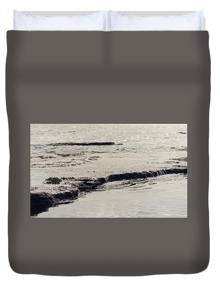 Water's Edge Duvet Cover