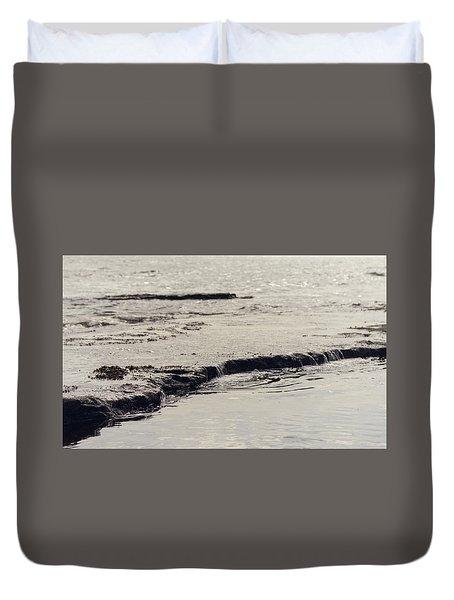 Water's Edge Duvet Cover