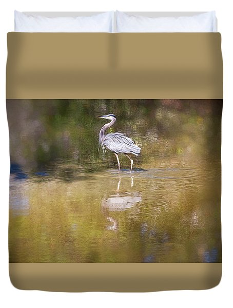 Watery World - Duvet Cover