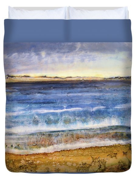 Wave 2 Duvet Cover
