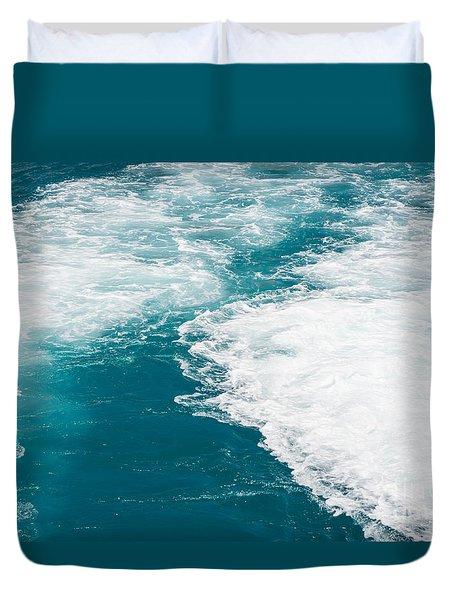 Wave Design Duvet Cover
