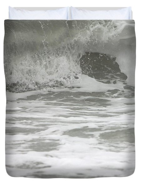 Wave Dropping Duvet Cover