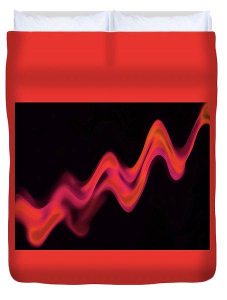 Wave Duvet Cover