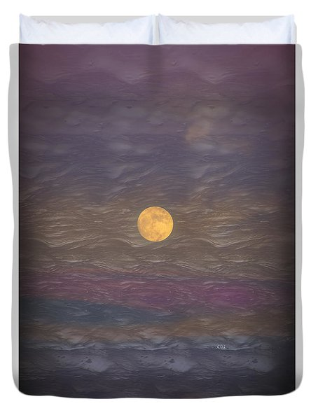 We Are Not In Kansas Anymore Duvet Cover by Angela A Stanton