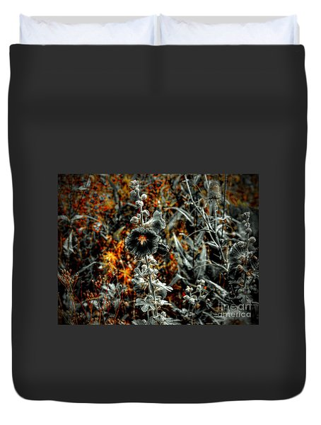 We Fade To Grey Changes Duvet Cover
