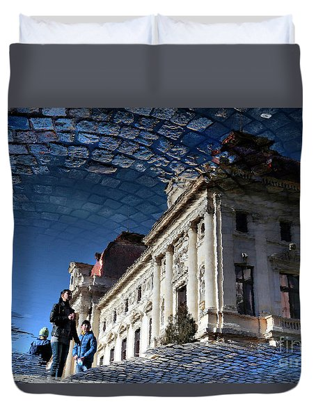 We Have Always Lived In The Castle Duvet Cover