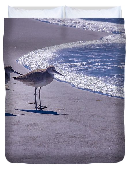 We Stand Together Duvet Cover
