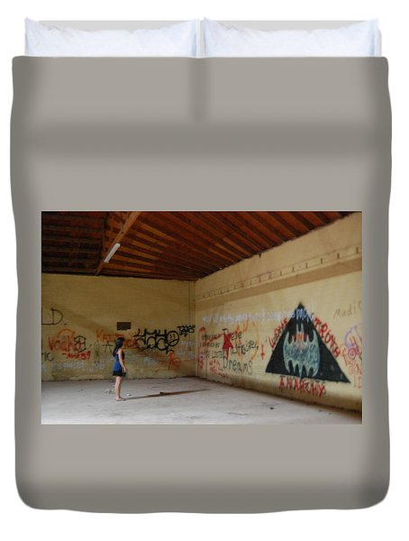 Wear House  Duvet Cover