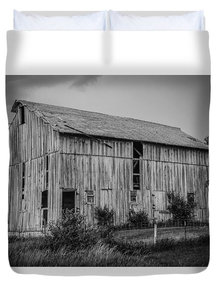 Weather Proof Duvet Cover by Ray Congrove