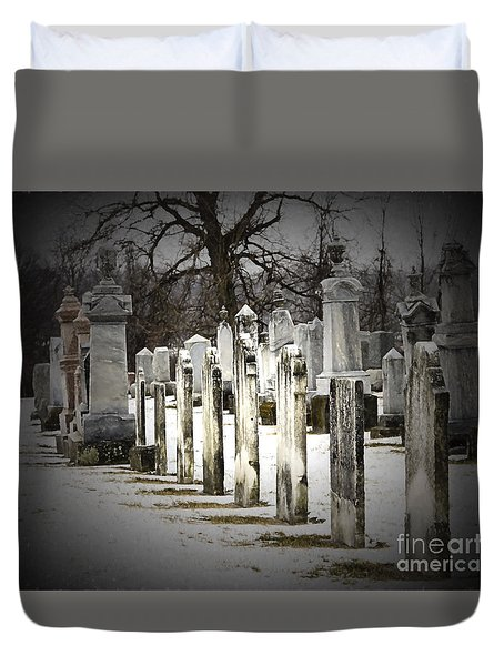 Weathered  Duvet Cover by JRP Photography