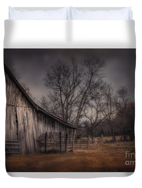 Weathered Duvet Cover