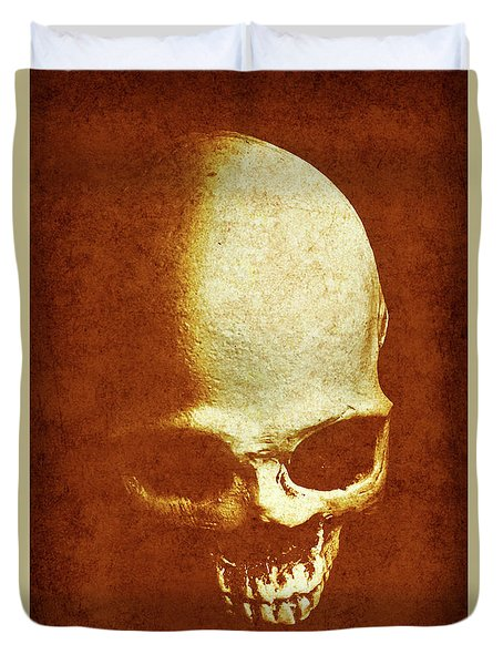 Weathered Remains Duvet Cover