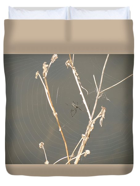 Web Of Wonder Duvet Cover