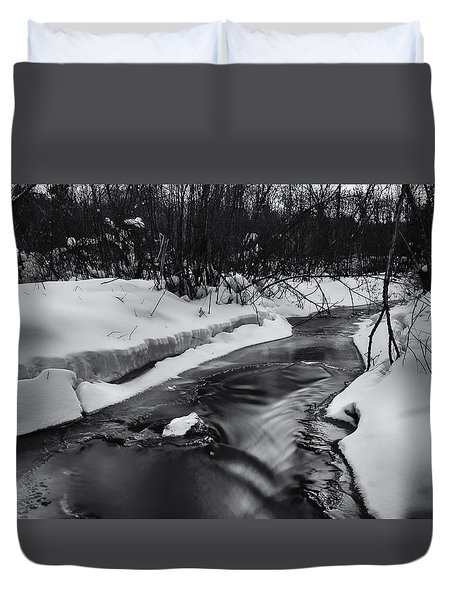 Weber Creek Duvet Cover
