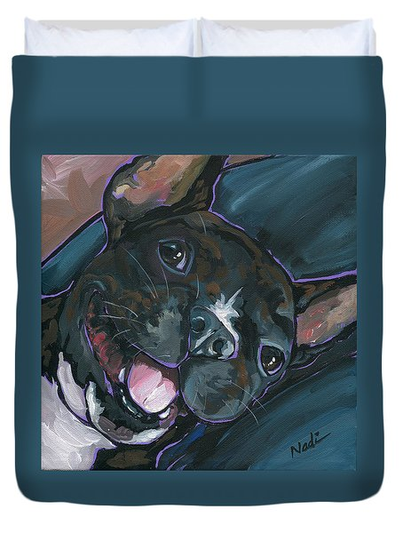 Webster Duvet Cover