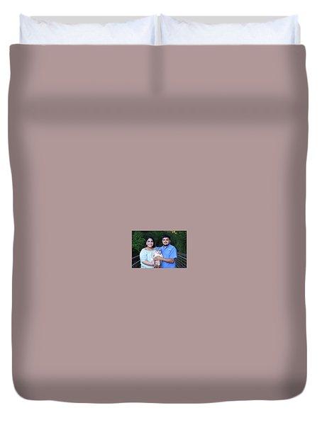Wedding Gift Duvet Cover
