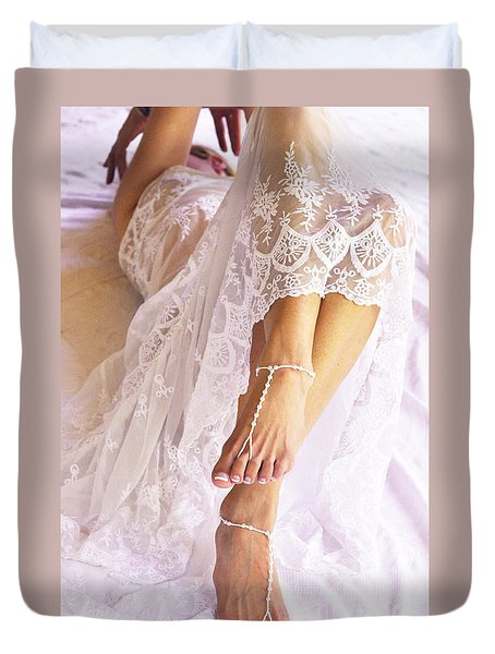 Wedding Duvet Cover by Marat Essex
