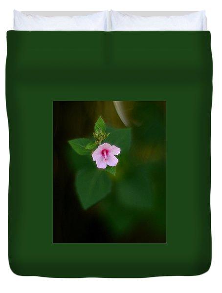 Weed Flower 907 Duvet Cover