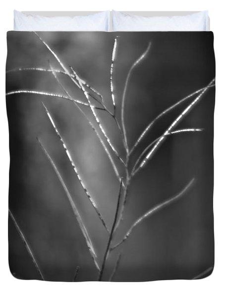 Weeds 1 Duvet Cover