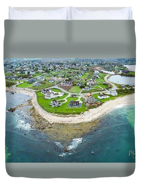 Weekapaug Point Duvet Cover