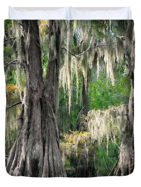 Weeping Canopy Duvet Cover