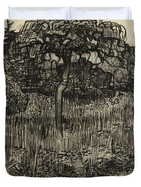 Weeping Tree Duvet Cover