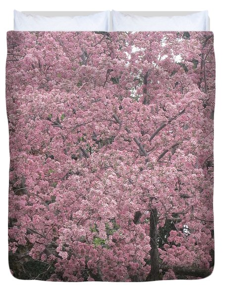 Welcome Spring 10 Duvet Cover