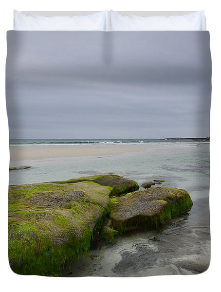 Welcome To Barra Duvet Cover